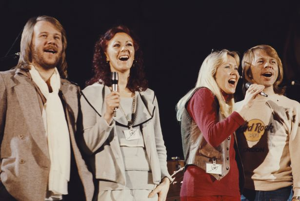 ABBA are expected to perform live as holograms