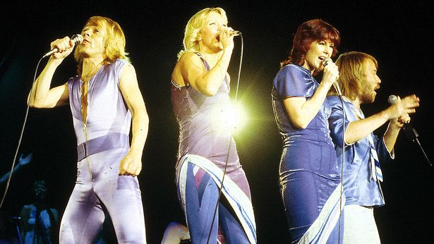 ABBA have not performed together for decades