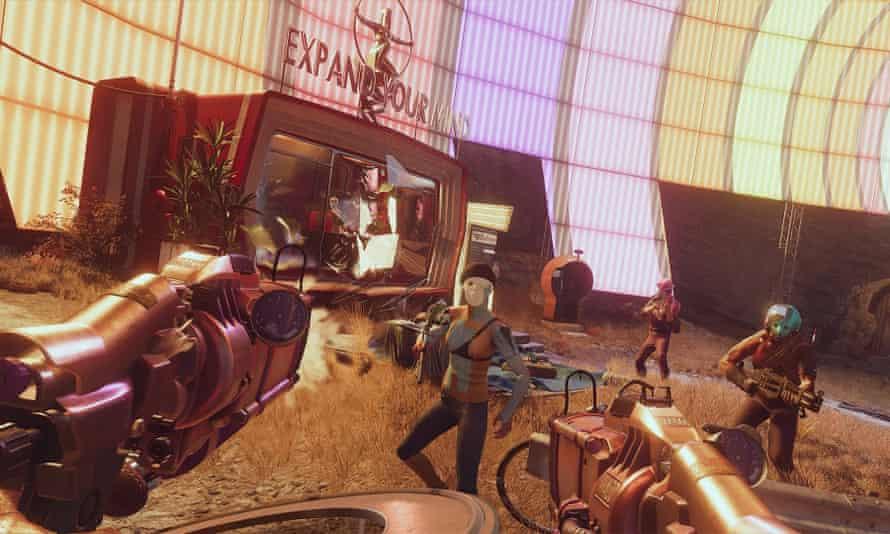 Deathloop video games