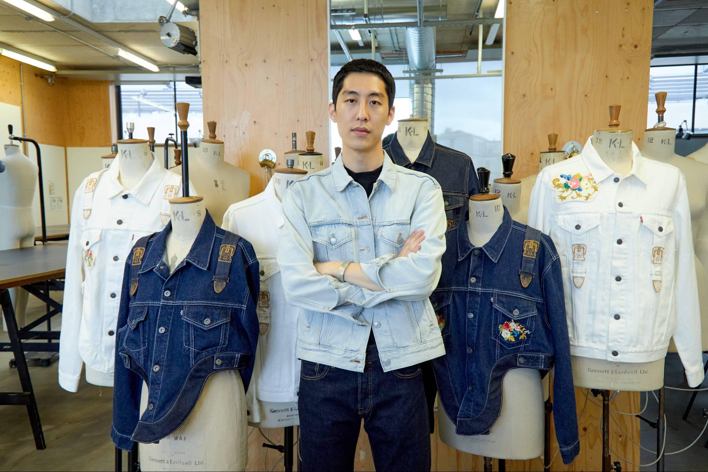 Levi's, Juntae Kim