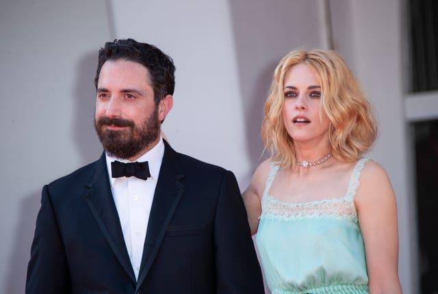 Italy Venice Film Festival 2021 Spencer Red Carpet