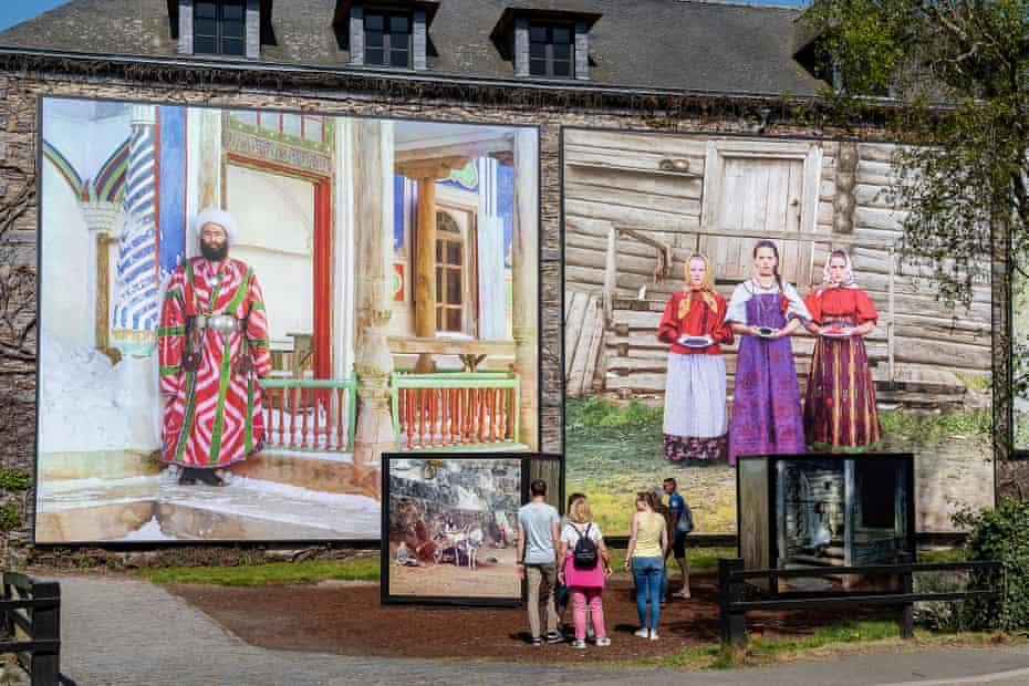 La Gacilly Photo Festival, Morbihan, Brittany