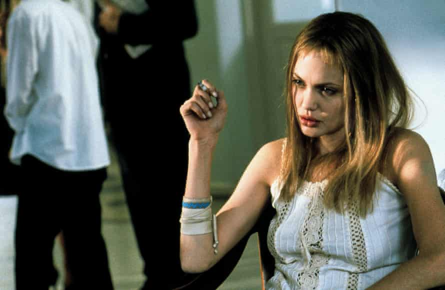 ANGELINA JOLIE GIRL INTERRUPTED (1999/2000)