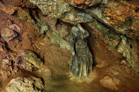Mother Shipton's Cave, North Yorkshire
