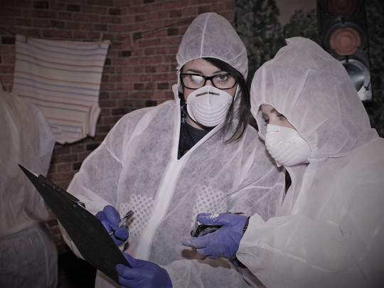 CSI Experience Day, Huddersfield