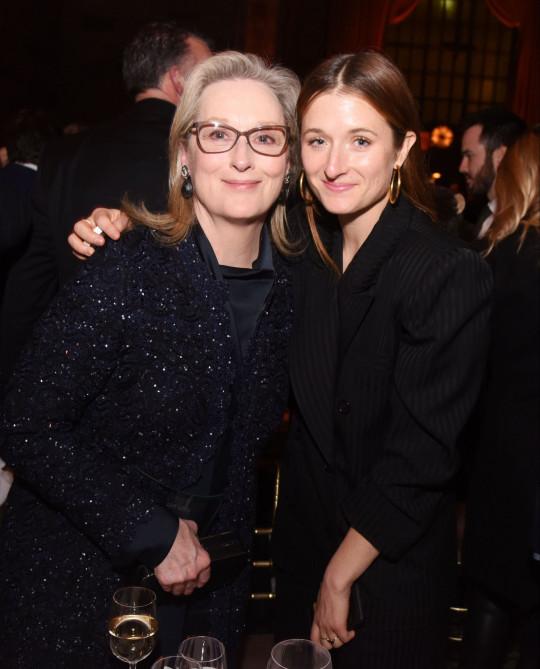Meryl Streep, Grace Gummer