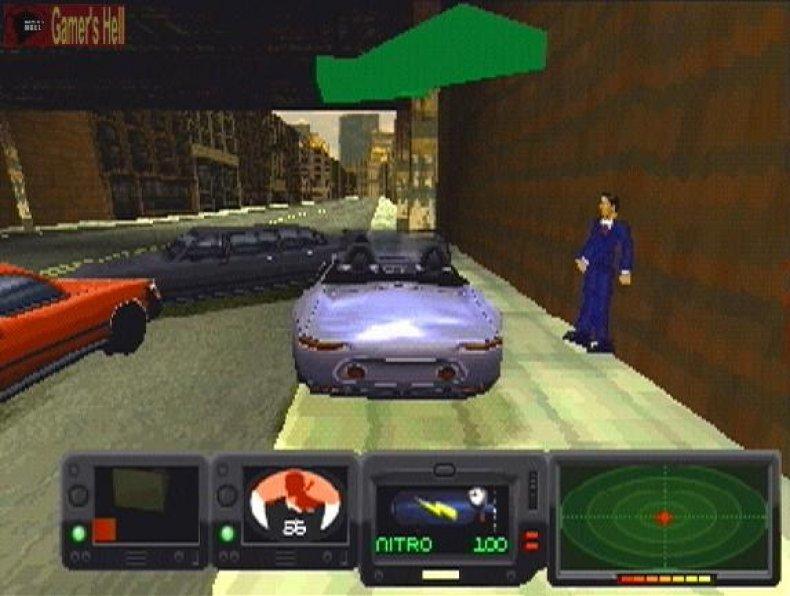 007 Racing Screenshot