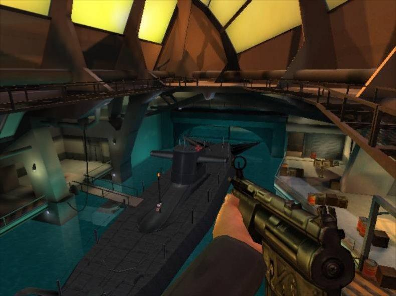 James Bond 007: Agent Under Fire Screenshot