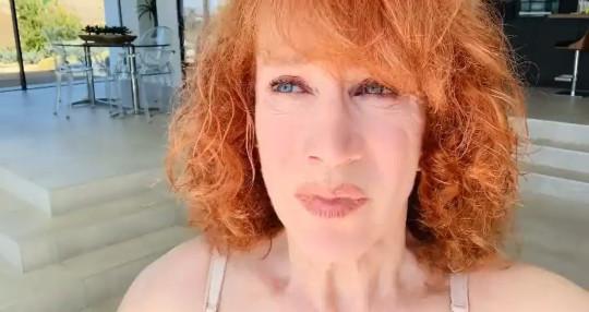 Kathy Griffin health update