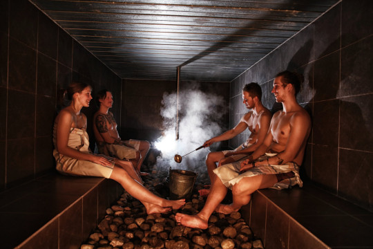 supplied by Finland Travel PR for feature on Sauna Culture for Metro newspaper