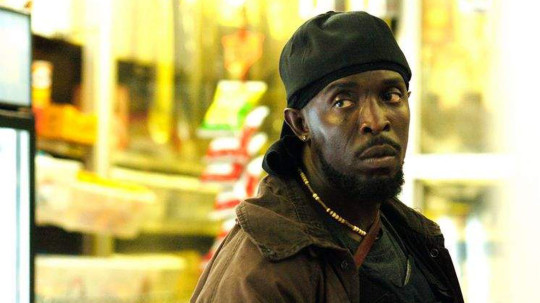 Michael K Williams as Omar in The Wire