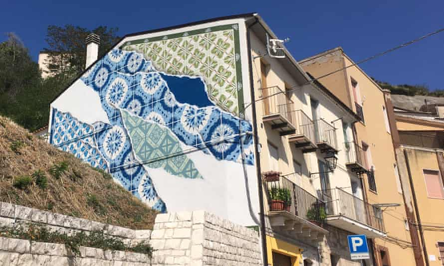Street art in Civitacampomarano