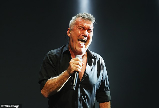 A return to live music: The event will be supported by ARIA and Destination NSW in an effort to get well-known artists performing in both regional areas and capital cities. More artist announcements are expected to be made soon. Pictured:Jimmy Barnes