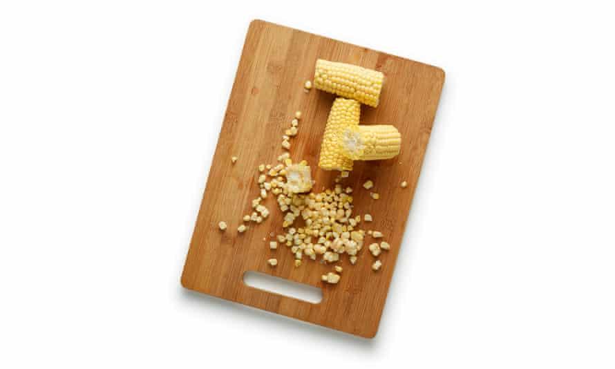 Felicity Cloake's perfect creamed corn 02