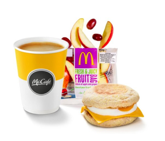 mcmuffin meal