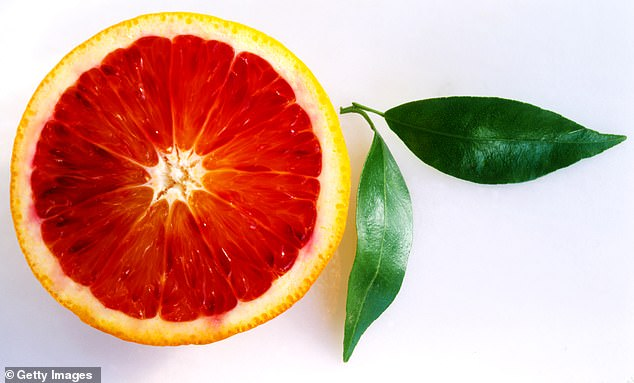 Blood oranges have been linked to improved cardiovascular health, cancer prevention and improved cognitive function