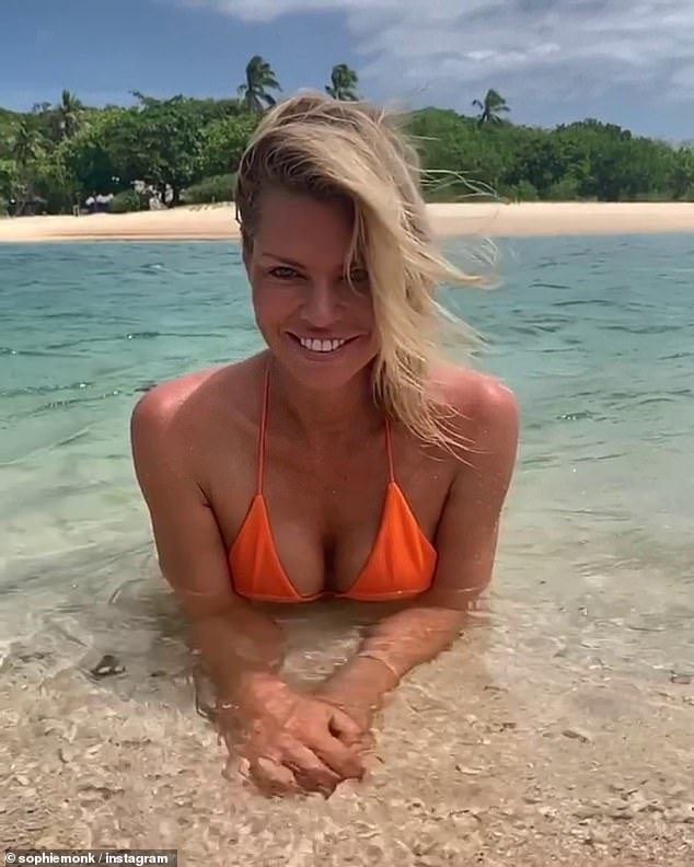 Change of plans: It comes after the reality dating program was forced to shift production from the Sunshine State's Port Douglas to Northern NSW last month