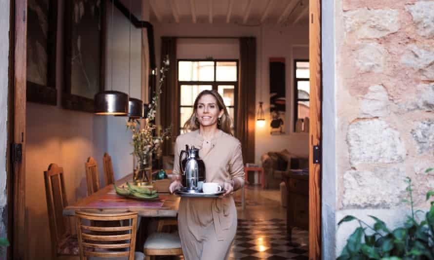 'A delightful, family-run, vegan guesthouse': Ecocirer, Sóller.