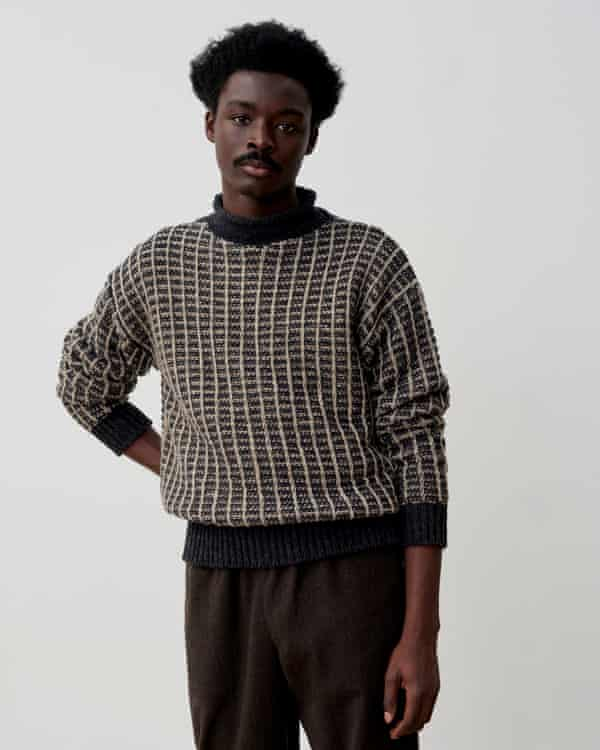 Fall guy: a look from the new menswear collection