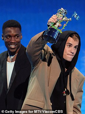 Best Pop: Justin Bieber and Giveon win Best Pop