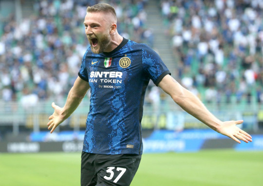 Milan Skriniar will have just a year remaining on his contract with Inter at the end of the season