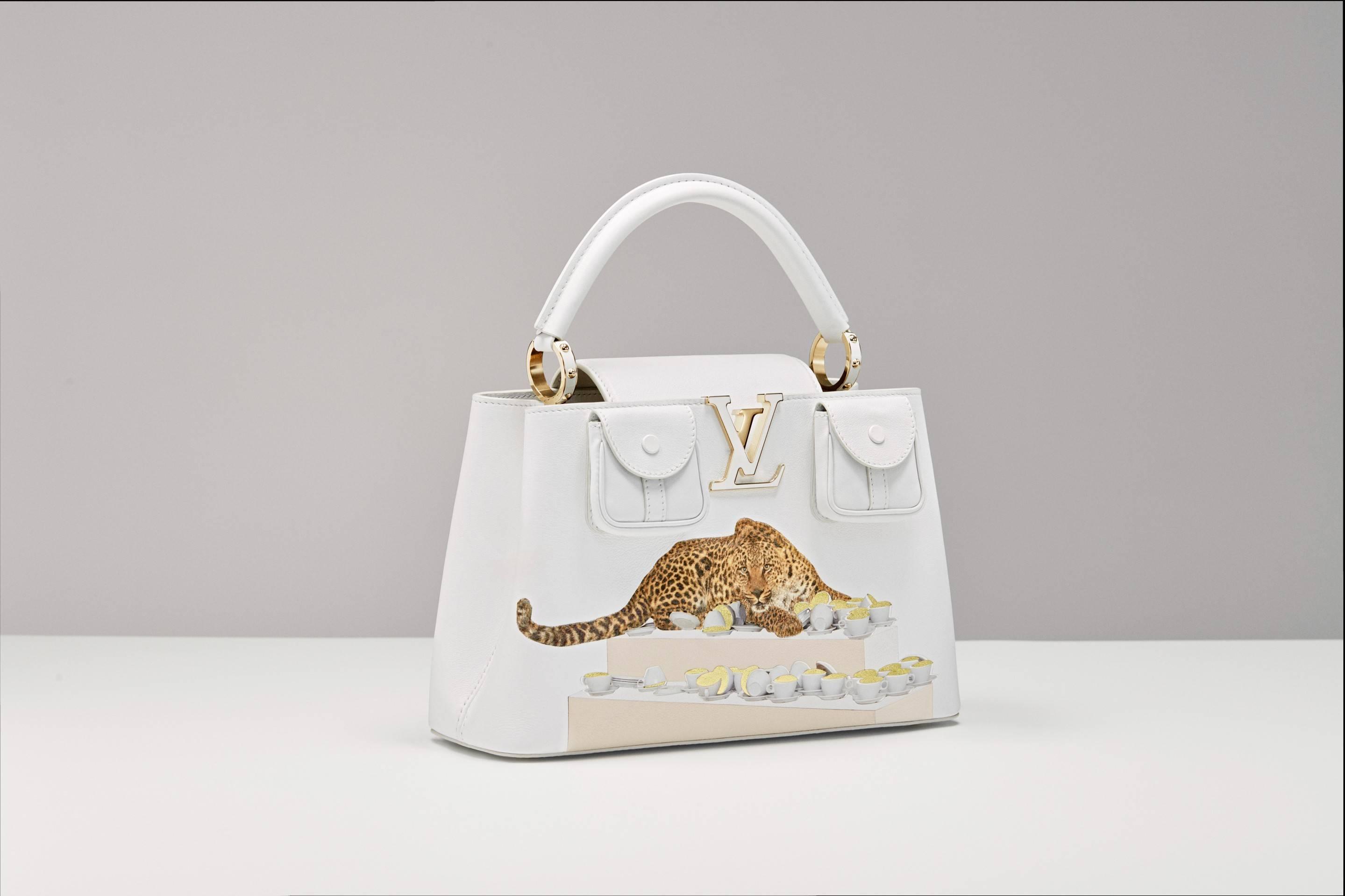 Louis Vuitton, Paola Pivi