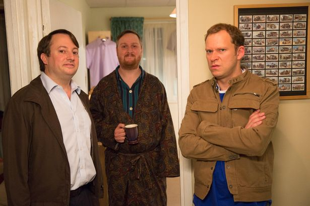 The Peep Show star will 'do whatever it takes'
