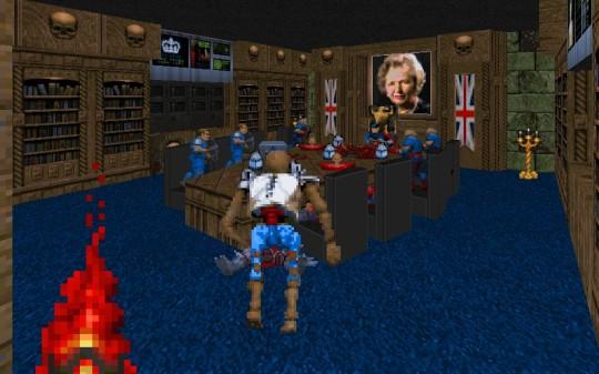 Thatcher's Techbase screenshot