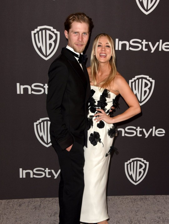 Kaley Cuoco and Karl Cook have ended their marriage