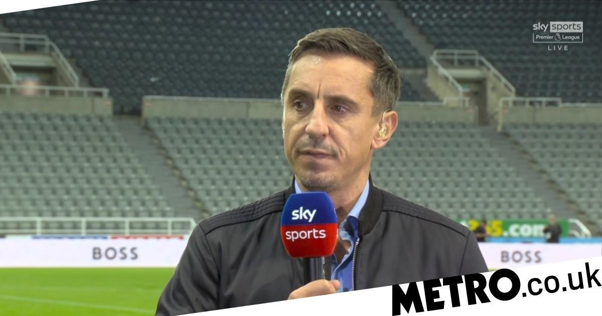 Gary Neville singles out 'breathtaking' Newcastle United ...