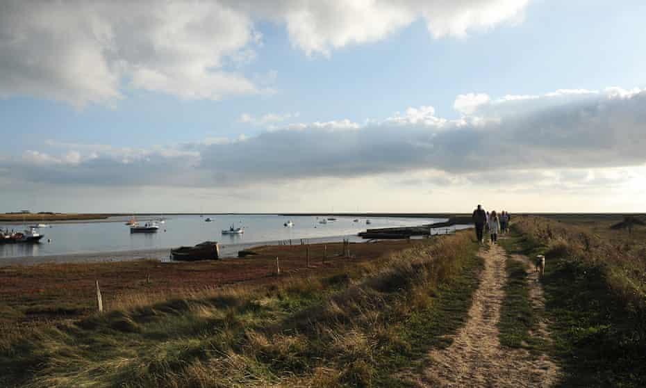 River walk near Orford