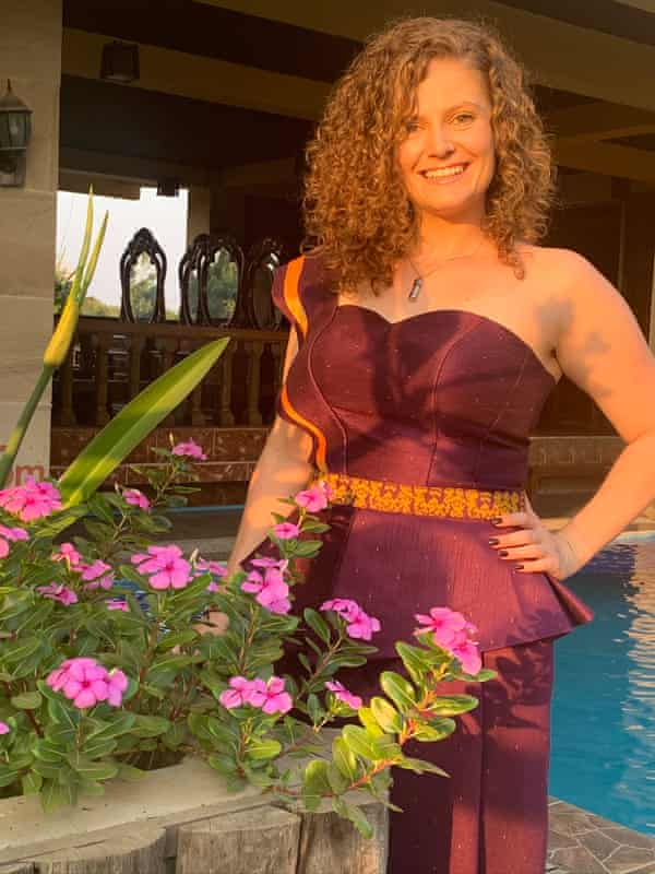 Gemma Cannizzaro, on her stay in Cambodia.