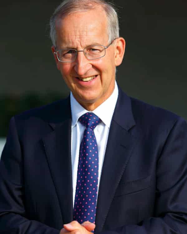 Peter Ricketts, former UK ambassador to France.