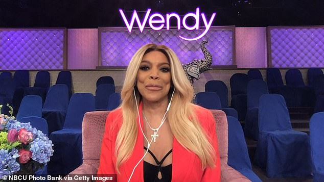 Recovering:Most recently talk show host Wendy Williams shared she has come down with the virus and is delayed the debut of her next season of her show because of it. She was seen wearing socks and no shoes recently on a NYC street as she sought treatment