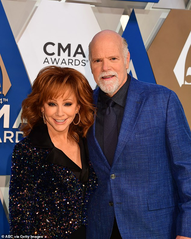 They got it too:Reba McEntire and Rex Linn had COVID. Reba said in August of this year, 'It's not fun to get this. I did get it. Rex and I got it and it's not fun. You don't feel good. We were both vaccinated and we still got it, so stay safe, stay home, and be protected the best you can.' Seen in 2019