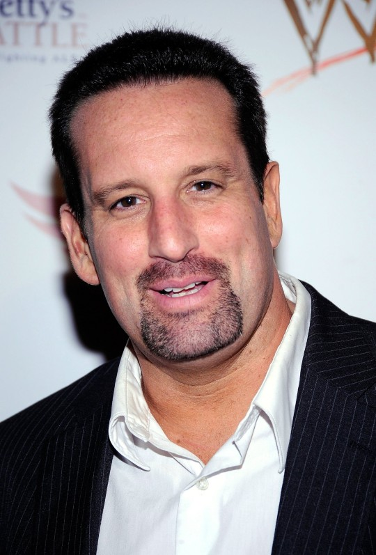 HOLLYWOOD - AUGUST 21: Wrestler Tommy Dreamer arrives at the WWE's SummerSlam Kickoff Party at H-Wood Club on August 21, 2009 in Hollywood, California. (Photo by Frazer Harrison/Getty Images)