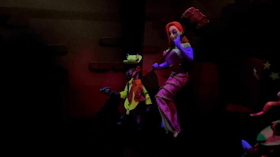 Jessica Rabbit is fighting back. (Disney)