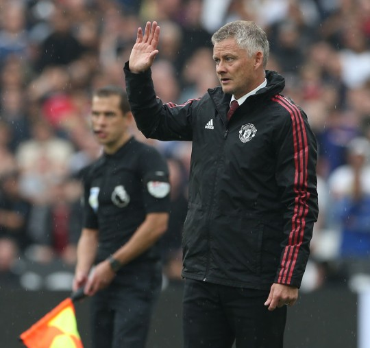 Solskjaer believes Ronaldo should have been given two penalties.