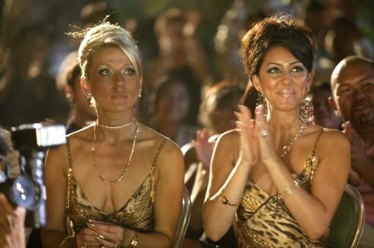 footballers wives cast members