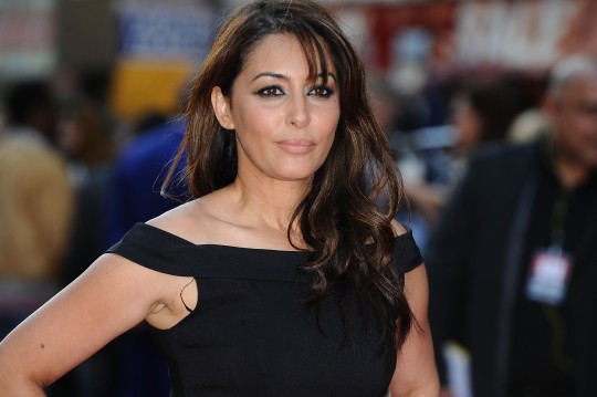 Laila Rouass at Ill Manors - World Premiere