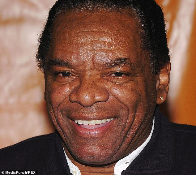 Remembered: Stand-up comedian and actor John Witherspoon passed away in 2019 in Los Angeles, at the age of 77 (seen in 2005)