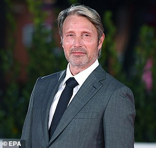 Debut: For the first two films, Grindelwald was played by actor Johnny Depp but he backed out of the last three installments over his public drama with ex-wife Amber Heard and it was announced that Hannibal star Mads Mikkelsen would officially replace Depp