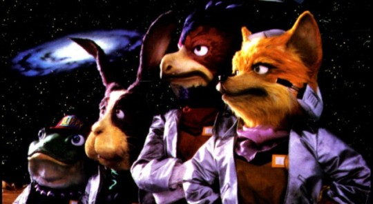 What do you want to see from the new Star Fox?