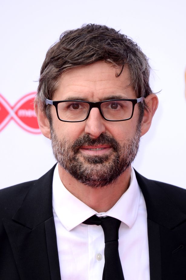 Louis Theroux attends the Virgin Media British Academy Television Awards 2019 at The Royal Festival Hall