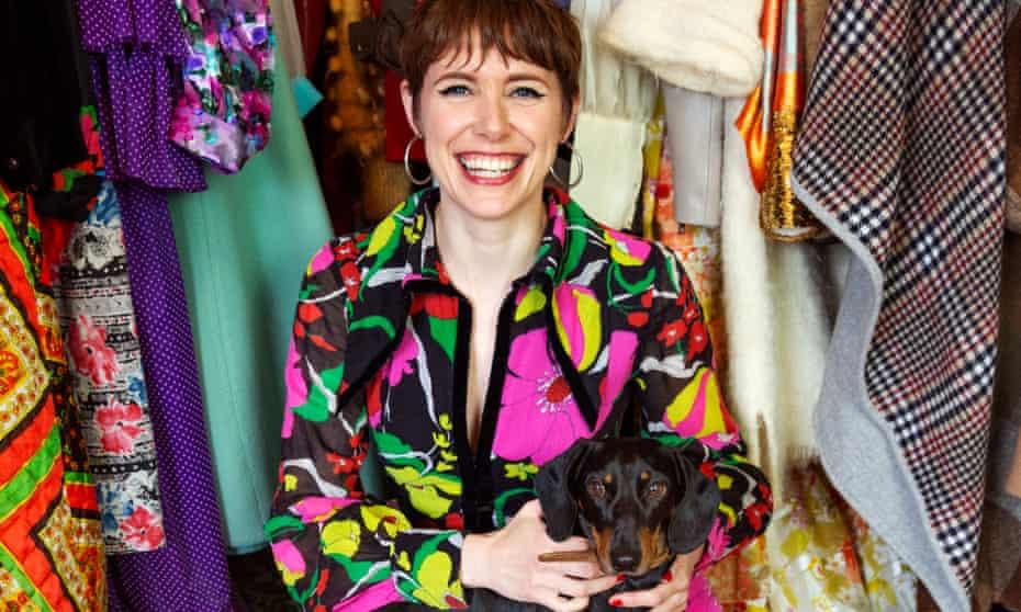 Cassie O'Neill: 'I gravitate towards statement pieces.'