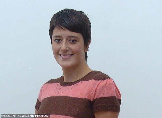 Alison Booth, 20, who was born with a faulty valve, is one of the first in the UK to receive a new one in just an hour