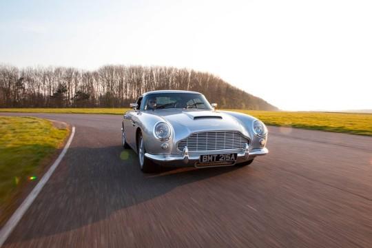 Virgin Experience Days Drive a James Bond style Aston Martin at the Virgin Experience Days