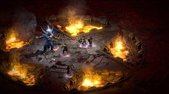 Diablo 2: Resurrected screenshot