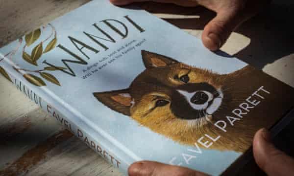 Favel Parett's book Wandi