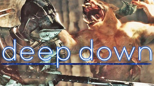 deep down game